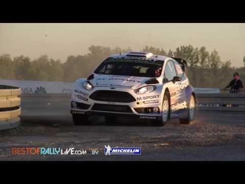 Vídeo mejores momentos etapa 1 WRC Rallye Polonia 2015 by bestofrallylive