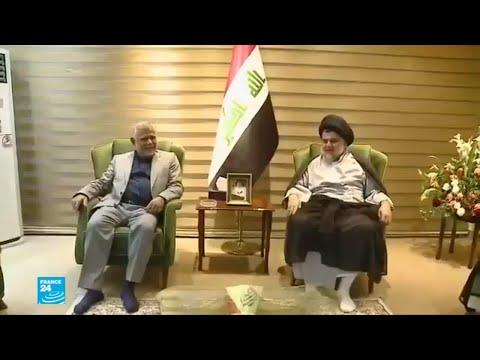 العرب اليوم - الصدر يدعو إلى ائتلاف حكومي واسع