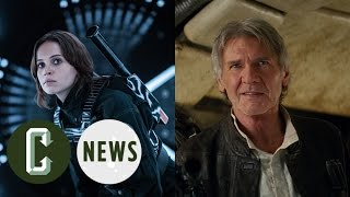 Star Wars Rogue One Not Expected to Beat Force Awakens at the Box Office | Collider News by Collider