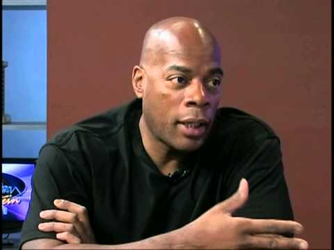 Comedian Alonzo Bodden on The Ed Bernstein Show