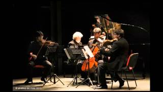 J.Brahms - Hungarian Dance n.4, Limes Ensemble - China Tour
