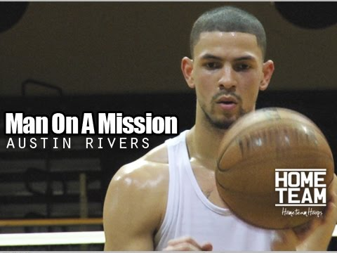 Austin - Austin Rivers putting in work during the off season in Orlando. Video Shot and Edited by Ryan Currie High School Photoshoot Photos by Scott Bynum, Directed b...