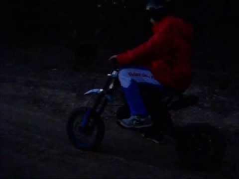 Prime cazzate sulla pit bike!!