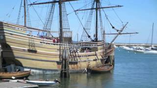 Plymouth (MA) United States  City pictures : Happy Thanksgiving from the Mayflower Ship in Plymouth, Massachusetts, USA
