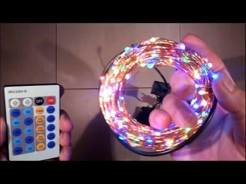LED Lichterkette | Weihnachtsdeko