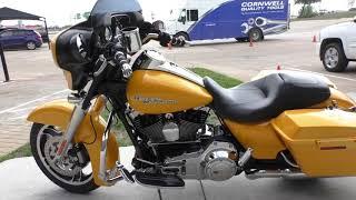 10. 689652   2013 Harley Davidson Street Glide   FLHX