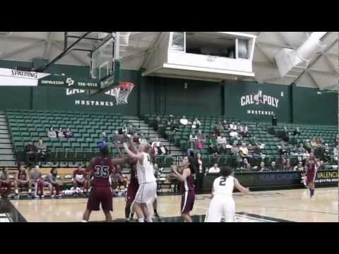 Cal Poly Women's Basketball vs. Loyola Marymount University