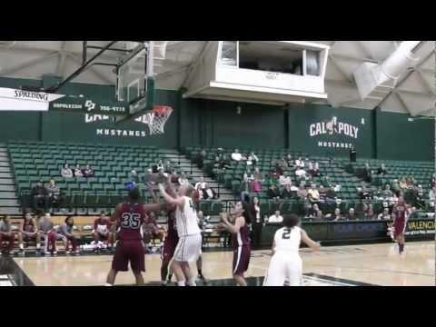 Cal Poly Women's Basketball vs. Loyola Marymount University
