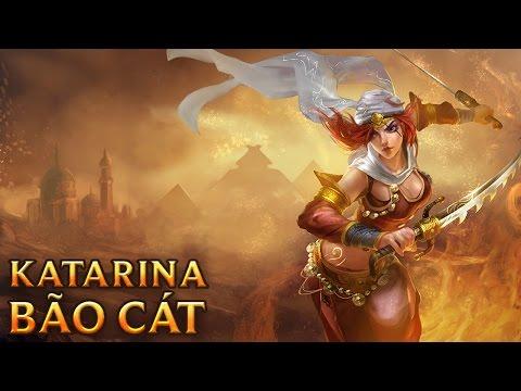 Katarina Bão Cát