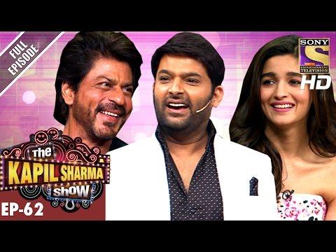 The Kapil Sharma Show - दी कपिल शर्मा शो-Ep-62-Shahrukh And Alia In Kapil's Show–26th Nov 2016