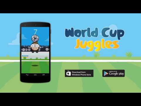 Video of World Cup Juggles