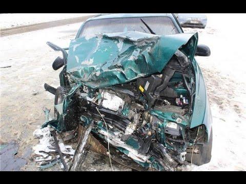 Смертельные, жесткие и страшные аварии Февраль 2017 года