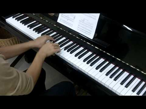 John Thompson's Easiest Piano Course Part 2 No.8 Sunrise (P.12)