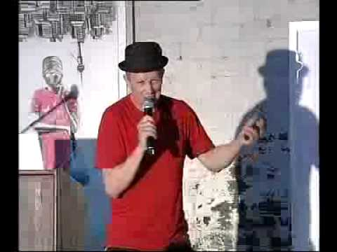 TEDxJohannesburg – David Kramer – The Sound of Silence Invisible musicians of the Karoo
