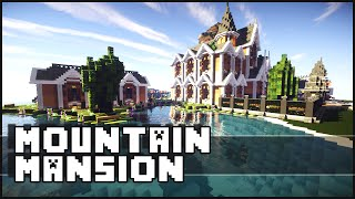Minecraft - Mountain Mansion