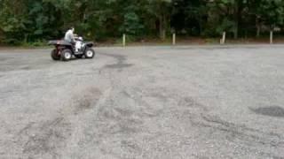 3. 2006 Polaris 500 cc Sportsman X2 (Two Seater)