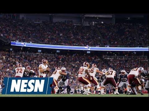 Patriots vs. Redskins analysis: Should defense be a concern?