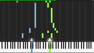 I Am The Doctor - Doctor Who [Piano Tutorial] Ноты и М�Д� (MIDI) можем выслать Вам (Sheet music for