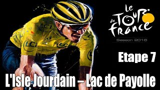 L'Isle-Jourdain France  City pictures : Tour de France 2016 Etape 7 : L'Isle Jourdain - Lac de Payolle
