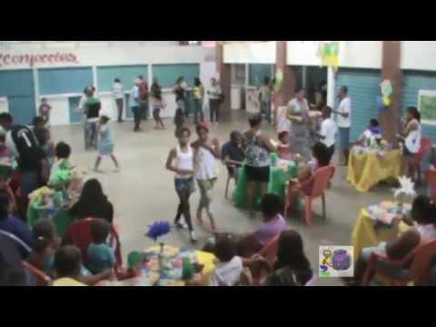 PlanetaBEGtv: São João 2014 escola especial de Vera Cruz
