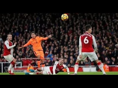 Liverpool vs Arsenal 3-3  All Goals & Highlights Premier League 22/12/2017