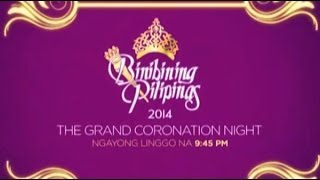 BB. Pilipinas 2014 : The Coronation Night on Sunday's Best