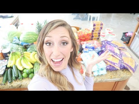 How To Store Groceries | FOOD HACKS! | Freezing Sour Cream??