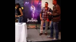 Tarde de autógrafos do DVD da cantora Joelma em São Paulo SP No Shopping Morumbi  dia 10/05/2017