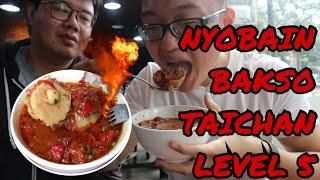 Video Makan Bakso Kuah Taichan Level 5 Sanggup Ngak Ya? Featuring Anak Kuliner - #Vlog007 MP3, 3GP, MP4, WEBM, AVI, FLV September 2018