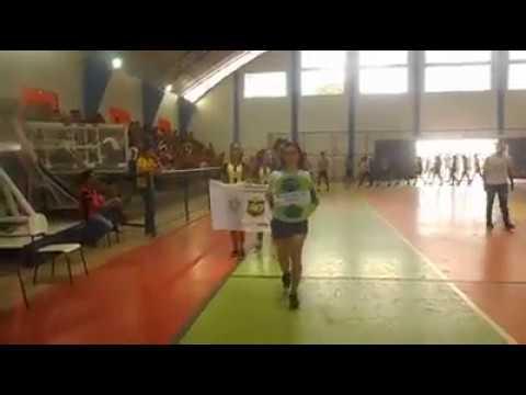Abertura dos jogos escolares de Nova Brasilândia Do Oeste/RO Esc. Machado De Assis Nbo-ro.