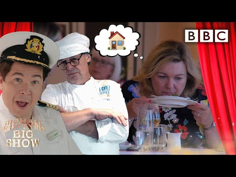 PRANKED! Served her own food by top chef 😂 - BBC