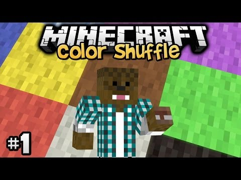 Minecraft Hunger Games: Episodul #1