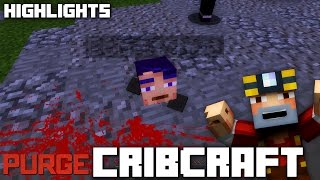 CAN WE KILL KYLE?? The Purge of The Cribcraft World!