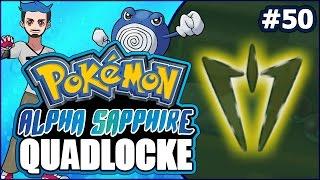 Pokémon AlphaSapphire Randomizer Quadlocke Part 50 | DELTA SKELTER by Ace Trainer Liam