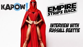 "Star Wars Burlesque ""The Empire Strips Back"""