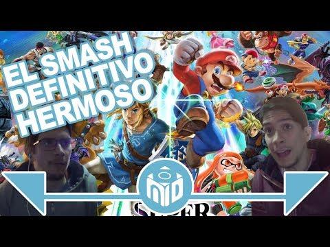 Epic Reaction Super Smash Bros Ultimate Trailer- Nintendo E3 2018 | N Deluxe