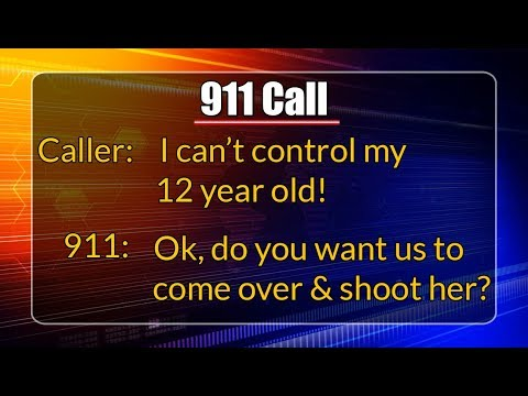 11 Unforgettable 911 Calls Made By Kids & Adults