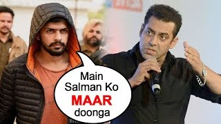Video Salman Khan's BEST Reply To Gangster Lawrence Bishnoi's SHOCKING Comment MP3, 3GP, MP4, WEBM, AVI, FLV Januari 2018