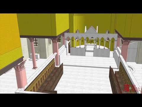 BETLEMME BACK IN TIME Pt.2 - La basilica della Natività al tempo dei Crociati
