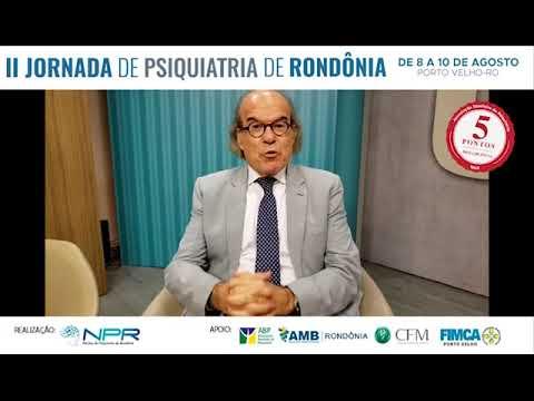 II Jornada de Psiquiatria de Rondônia – Convite Dr. Jorge Jaber (Médico Psiquiatra)