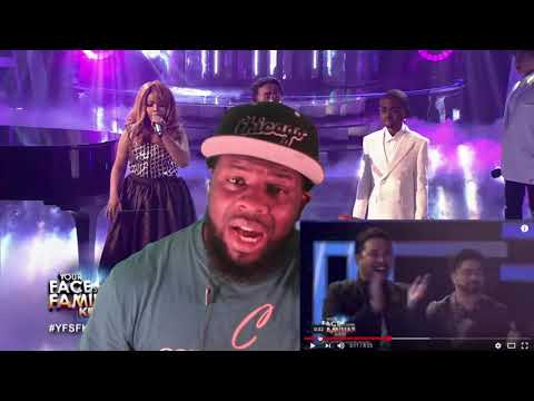 "TNT Boys As Mariah Carey & Boyz II Men - ""One Sweet Day"" 