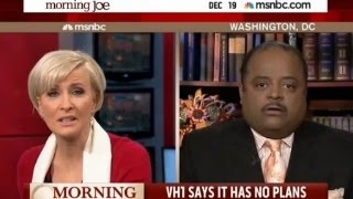 "Roland Martin and Mika Brzezinski SCREAM at Each Other Over Black Reality Show ""SORORITY SISTERS"""