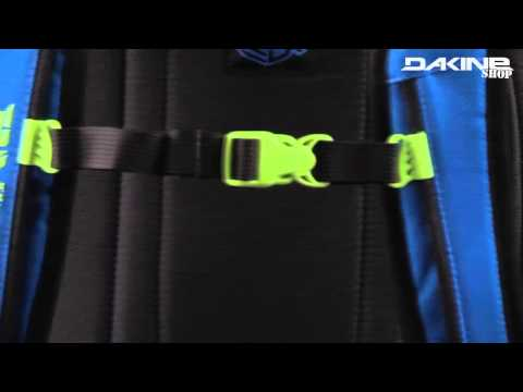 Der Dakine Boot Pack 50L - Ski & Snowboardrucksack zur Aufbewahrung deine Skischuhe/Boots