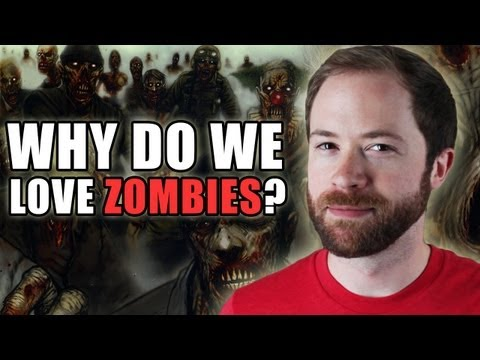 channel - Zombies are EVERYWHERE!! Wait, don't panic- we mean in pop culture, not outside your window. But why is that? Bad guys and monsters seem to go through phases...