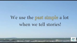 The Past Simple Tense In Songs