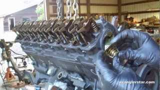 2. How To Rebuild a Jeep Engine part 1