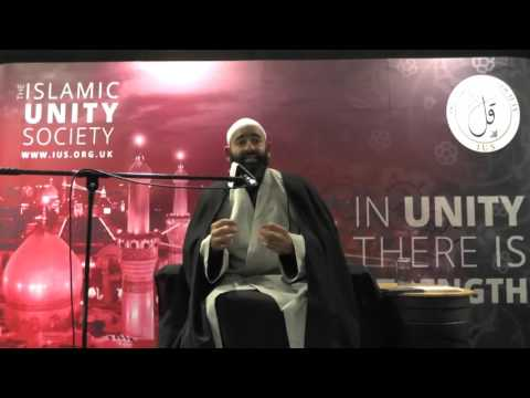 12: Faith by action, not words - Sheikh Ali Mehdi