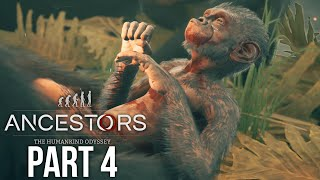 Video ANCESTORS THE HUMANKIND ODYSSEY Gameplay Walkthrough Part 4 - BIRTH & HUNTING MP3, 3GP, MP4, WEBM, AVI, FLV September 2019