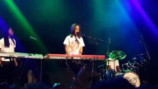 Ruth B performing Lost Boy in Houston, TX for Alessia Cara's Know-It-All Tour Part 2. 10/22/16
