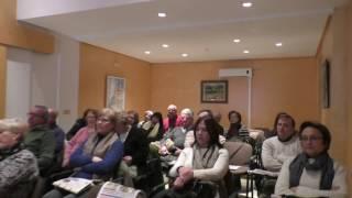 Presentación del libro 'A ti, Yolanda' de Toñy Castillo